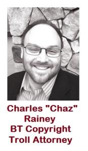 Chaz Rainey